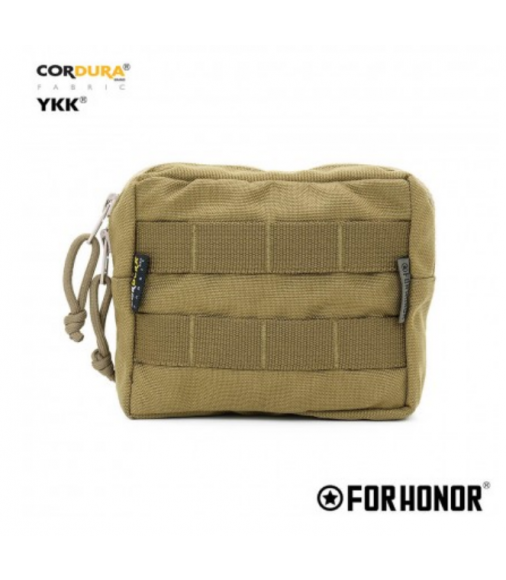 BOLSO MODULAR HORIZONTAL MOLLE 2 FORHONOR COYOTE