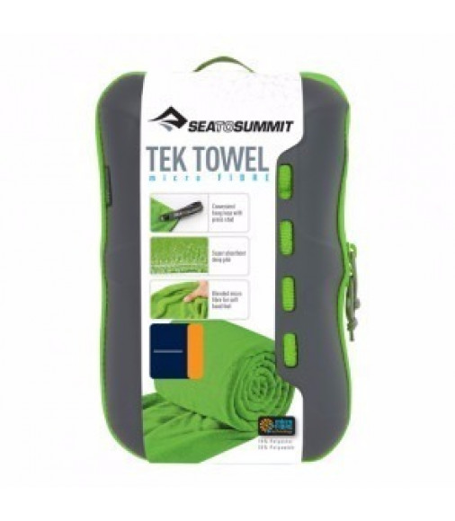 TOALHA ULTRA ABSORVENTE SEA TO SUMMIT TEK TOWEL TAM. G LEMON