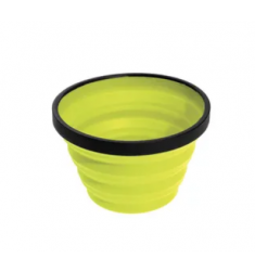 CANECA DOBRAVEL DE SILICONE X-MUG SEA TO SUMMIT