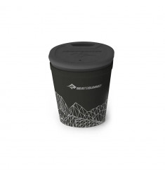 CANECA TÉRMICA SEA TO SUMMIT DELTA LIGHT INSUL MUG CINZA