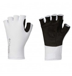LUVA COLUMBIA FREEZER ZERO FPS 50 FINGERLESS GLOVE BRANCO