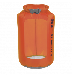 SACO ESTANQUE SEA TO SUMMIT ULTRASIL VIEW DRYSACK 4L LARANJA